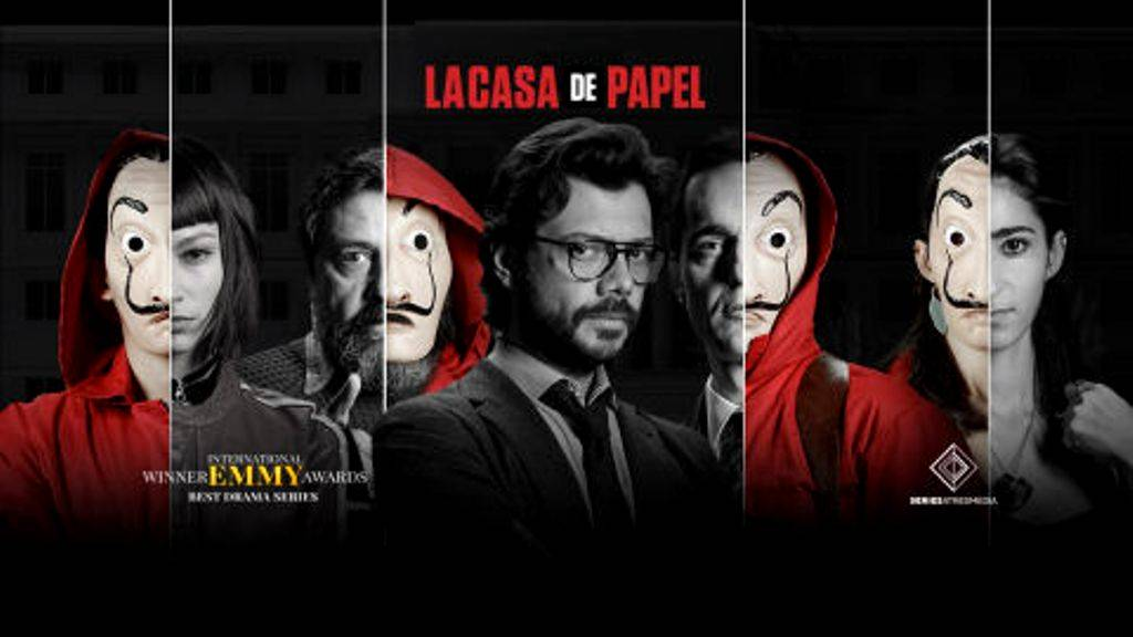 "Here is everything you want to know about ""La Casa De Papel / Money Heist 4"""