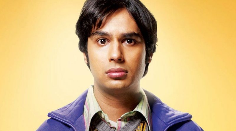 Look at the worst thing that Raj has ever done in The Big Bang Theory