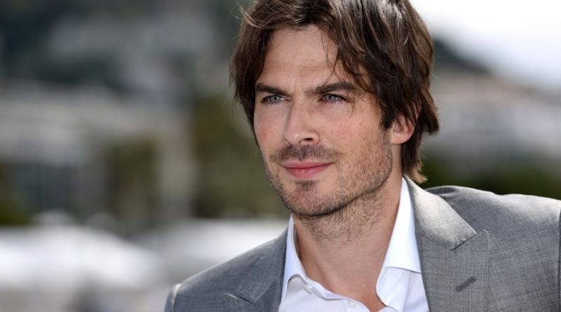 'The Vampire Diaries' Star Ian Somerhalder Couldn't Stand To Watch 'True Blood'