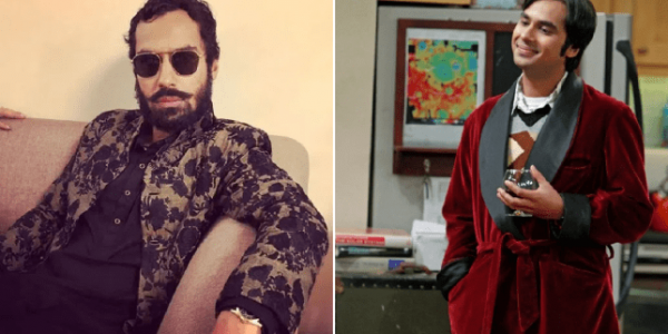 Kunal Nayyar has teased an upcoming announcement on social media