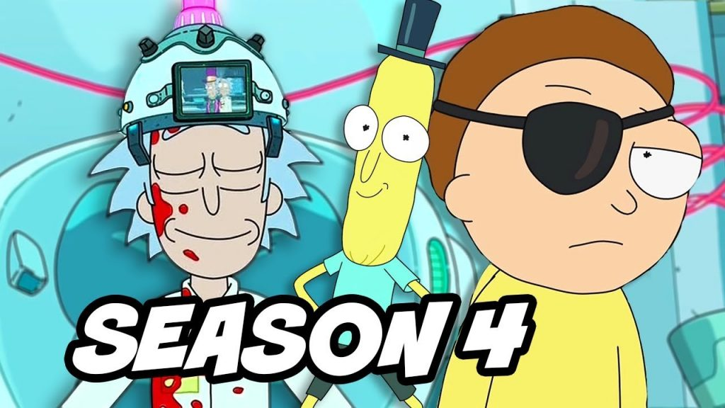 the episode titles for season 4 of  u0026 39 rick and morty u0026 39  are