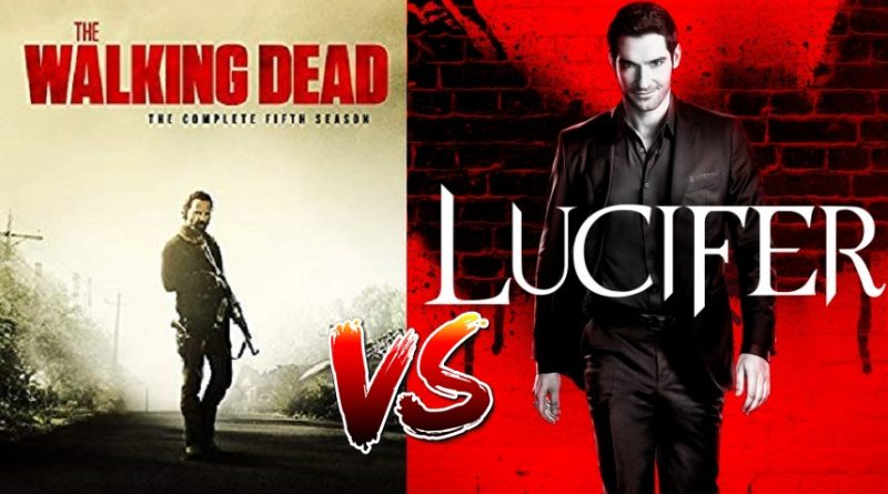 Vote For Your Favorite TV Series – The Walking Dead VS Lucifer