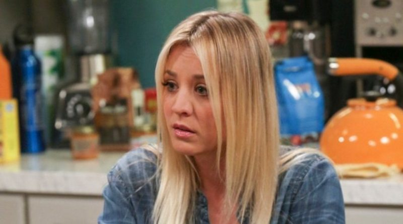Kaley Cuoco made a warning about her new role