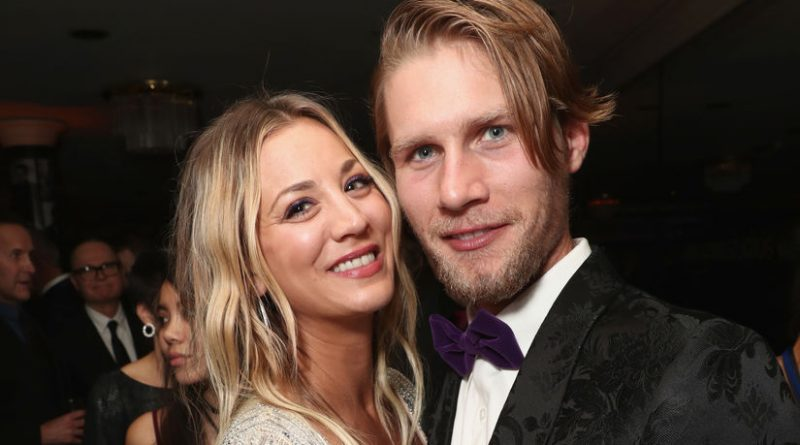 Kaley Cuoco and Karl Cook 'love' living apart so we can calm down!