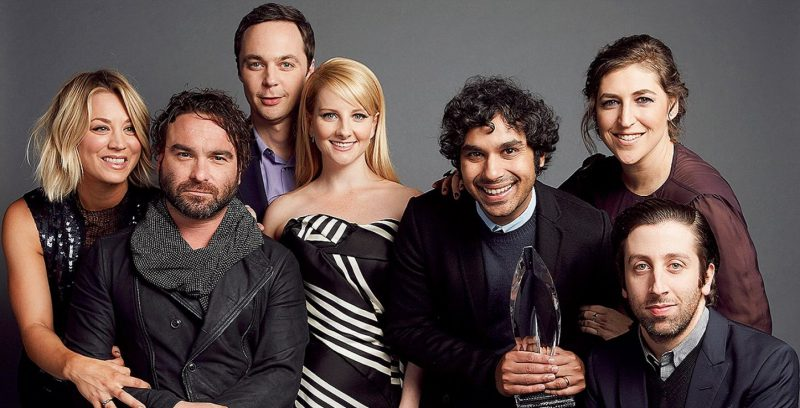 What are 'The Big Bang Theory' stars doing now ?