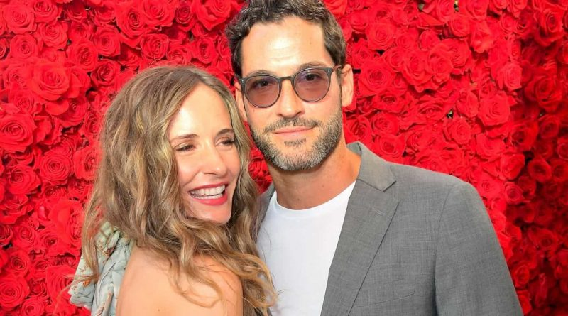 Tom Ellis has shown the security that protects his wife! (Picture)