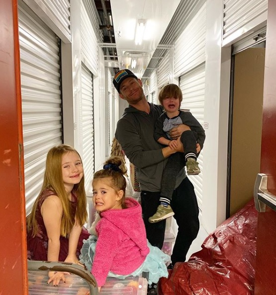 Jensen Ackles wife has shared a cute photo of him with all ...