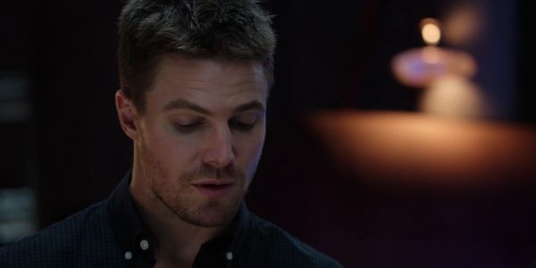 Stephen Amell suffers panic attack during podcast appearance