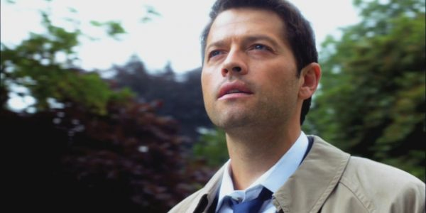 Misha Collins has turned into a Pac-man! (Picture)