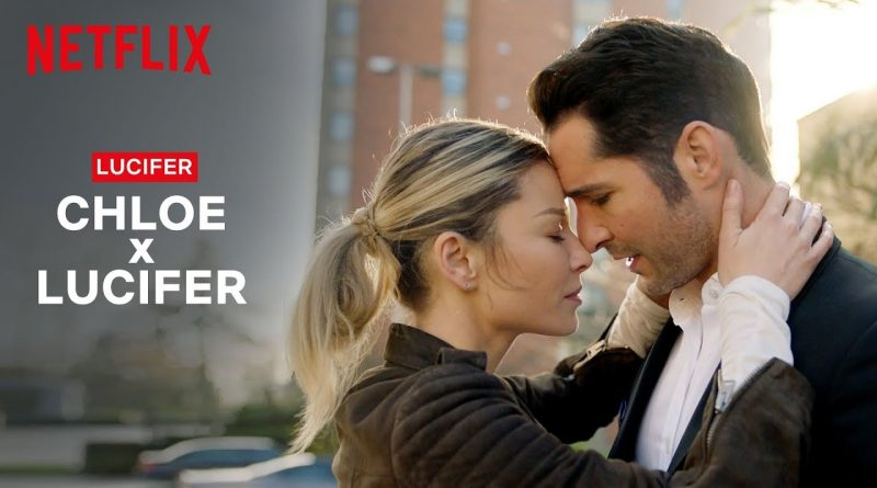 What is the fate of the relationship between Lucifer and Chloe in the Final Season ?