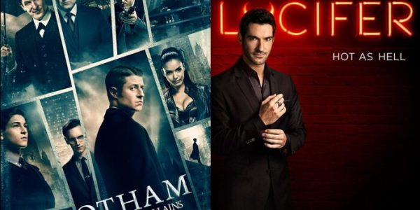 Lucifer and Gotham will be seen in a Crossover ? [Photo]