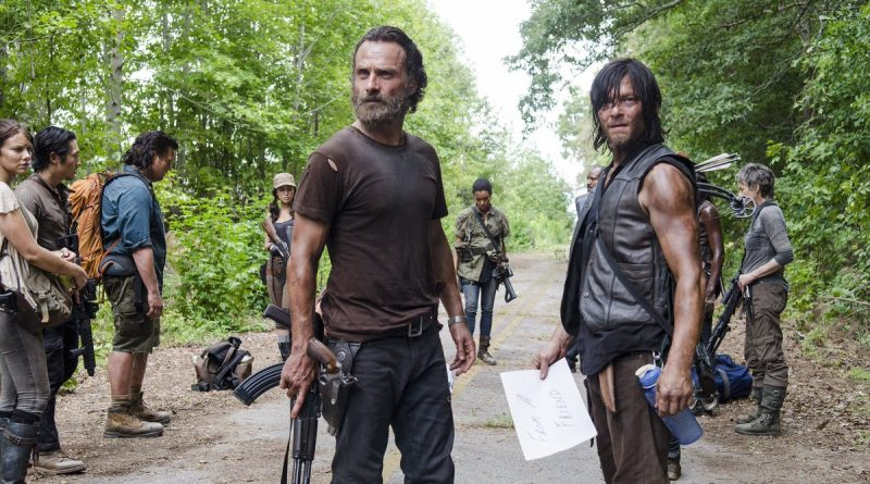New Teaser about the second half of 'The Walking Dead' Season 10 (Clip)