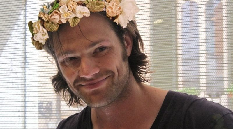Jared Padalecki's wife has shared a cute photo of them for Valentine's (Photo)