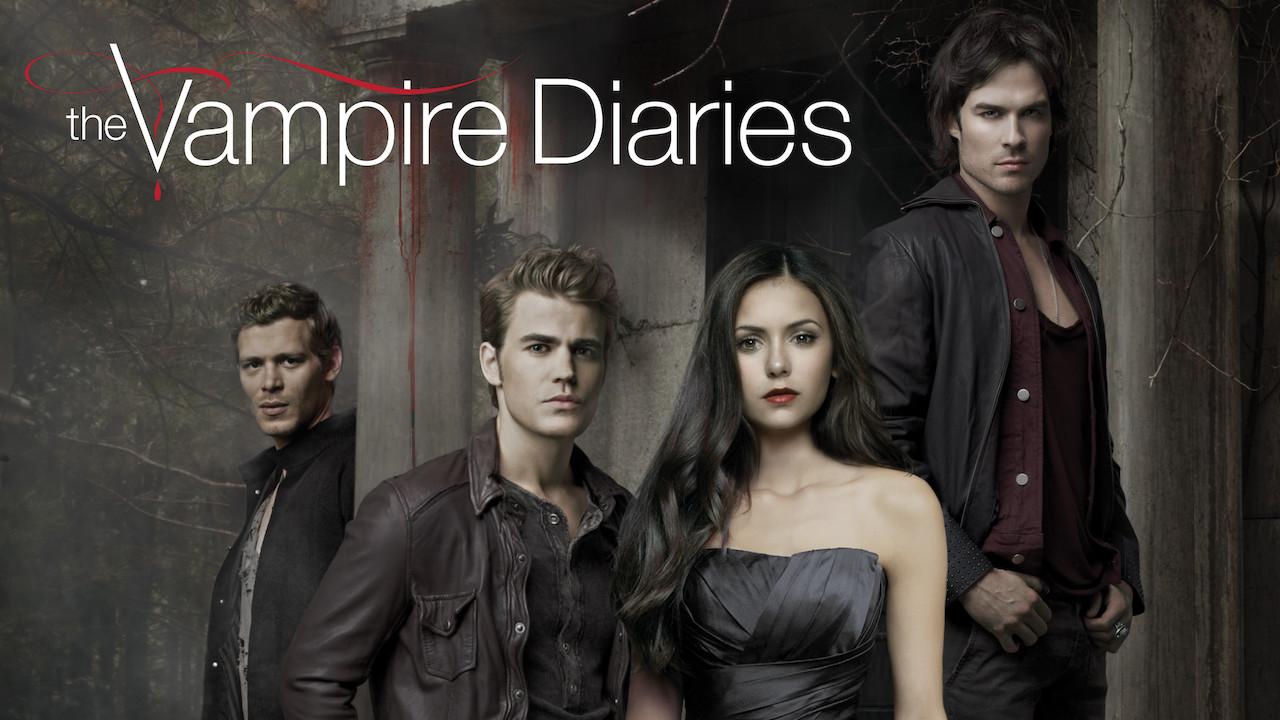 Vampire Diaries Burning Series