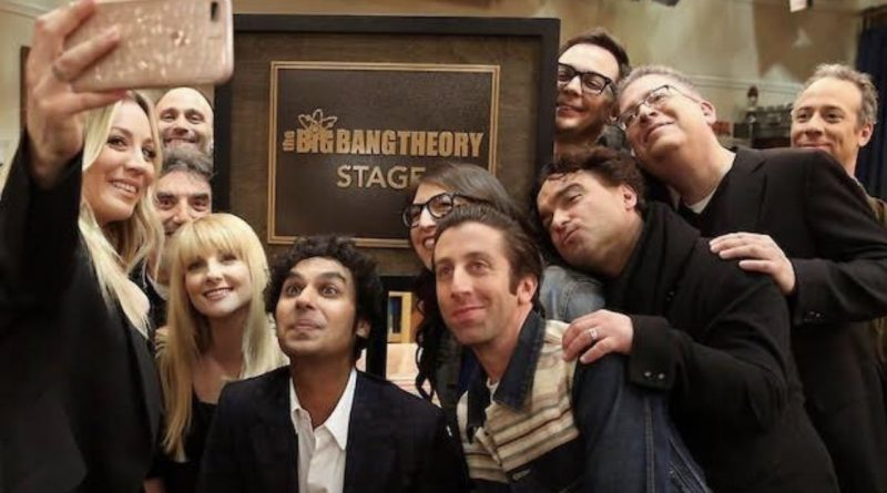 What Is The Cast of 'The Big Bang Theory' Doing ?