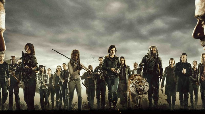 'The Walking Dead' Ends Filming In Atlanta This August