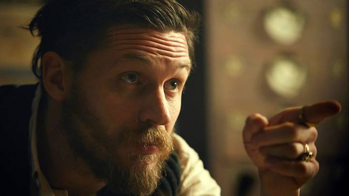 Peaky Blinders star Tom Hardy may be the next James Bond