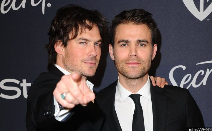 'The Vampire Diaries' stars Ian Somerhalder and Paul Wesley announce their new passion (Photos)