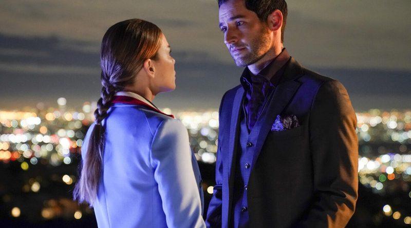 'Lucifer' Season 5 – Gorgeous Tease From Tom Ellis and Lauren German [Photo]