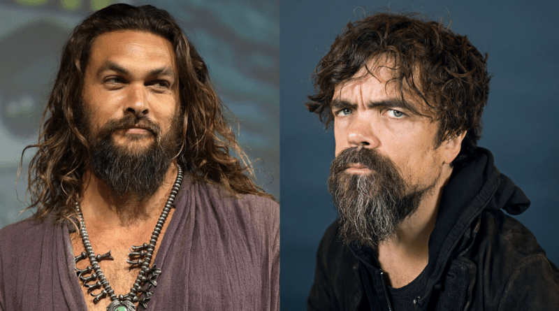 'Game of Thrones' Co-Stars Jason Momoa and Peter Dinklage To Reunite For A New Movie