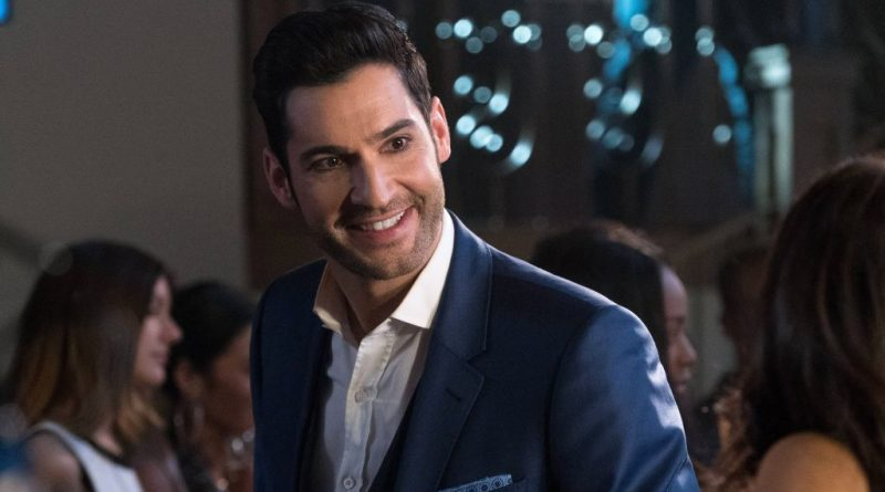 'Lucifer' star Tom Ellis shared a cute photo with his daughter for her birthday! (Photo)