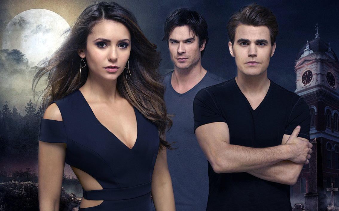 The Vampire Diaries Bs To