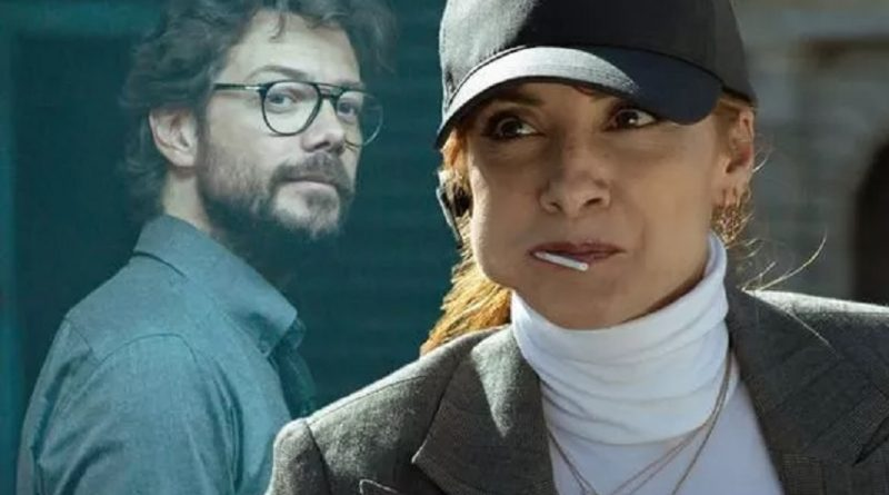 Theory! Alicia Sierra to be revealed as The Professor's sister in Money Heist Season 5