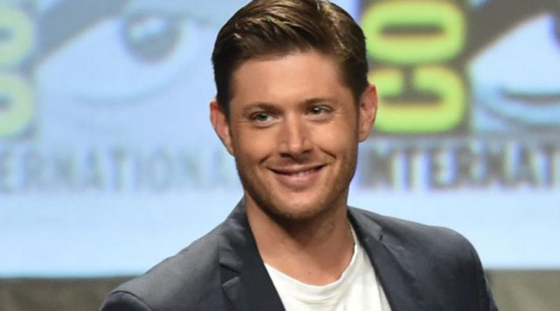 'Supernatural' star Jensen Ackles shared some really cute photos with his daughter for 4th of July! (Photos)
