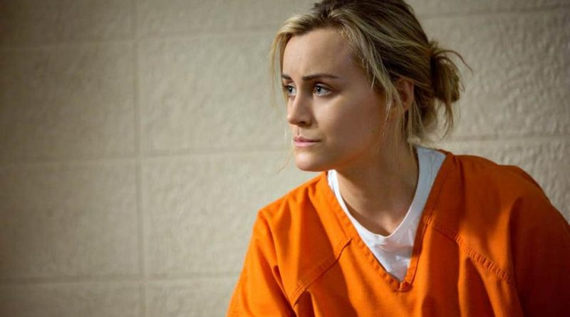 'Orange Is the New Black' star Taylor Schilling confirmed her relationship with Emily Ritz (Photo)
