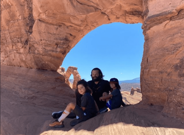 Jared Padalecki's wife Shared An Adorable Hiking PHOTOGRAPHY with her family