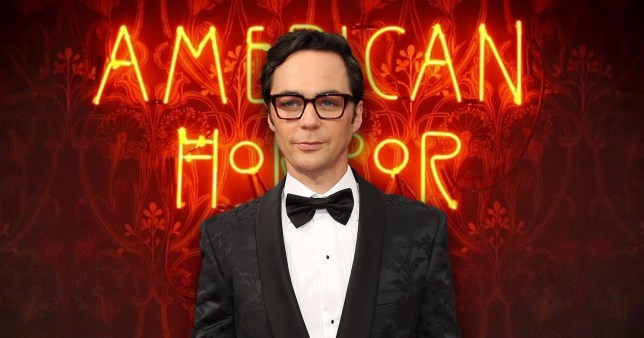 'The Big Bang Theory' star Jim Parsons talks about the American Horror Story rumours