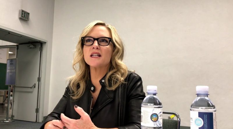 'Lucifer' Star Rachael Harris Teases A Massive Reveal Coming Very Soon