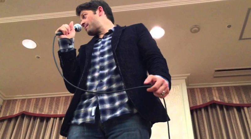 Look At The Highlight Reel Of Misha Collins' Life [VIDEO]