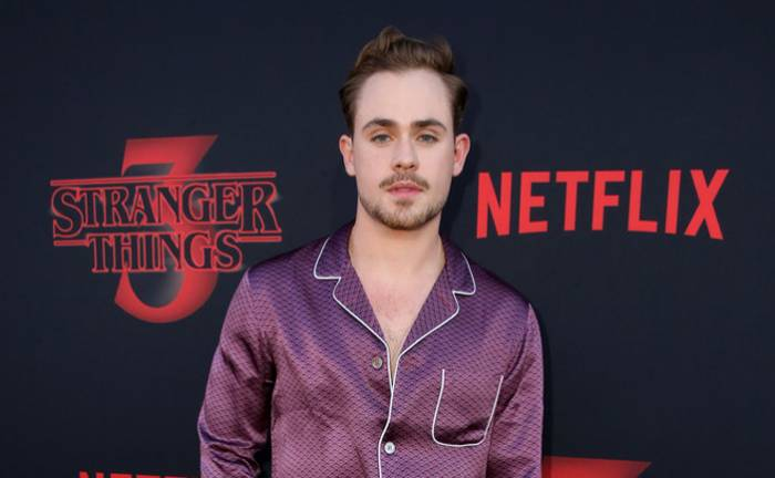 'Stranger Things' star Dacre Montgomery lands a new movie role alongside with Tom Hanks