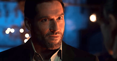Tom Ellis Lucifer photo