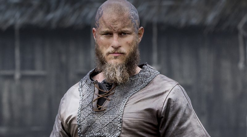 'Vikings' star Travis Fimmel(Ragnar) is starring in a new killer androids series