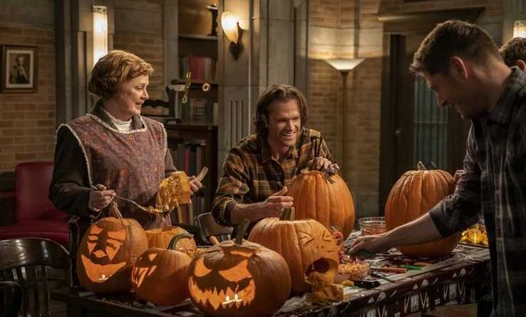 Supernatural Season 15: The Winchesters Are Ready for Their Final Halloween (Photos)