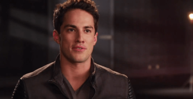 Michael Trevino Talks About The Shooting of Tyler's First Werewolf Transition in 'The Vampire Diaries'