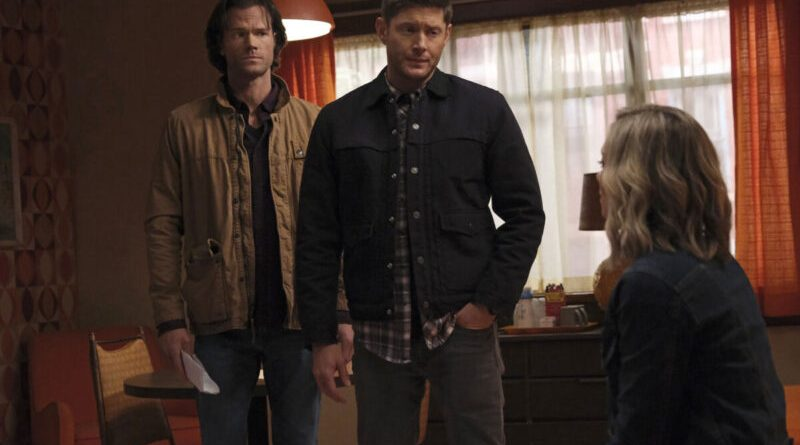 """Look at the promo PHOTOS of Supernatural's upcoming episode """"Drag Me Away (From You)"""""""
