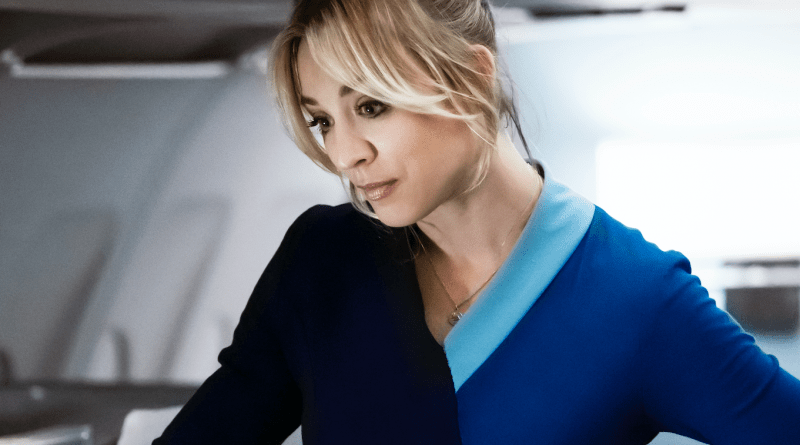 The Big Bang Theory actress Kaley Cuoco lands a premiere date of her new show The Flight Attendant [PHOTO]