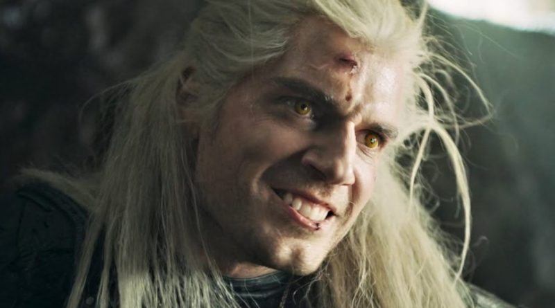 New set photos of Henry Cavill as Geralt of Rivia and he looks epic