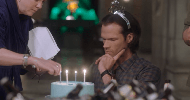 Supernatural Team Says Goodbye In A Heartbreaking Behind-The-Scenes [VIDEO]