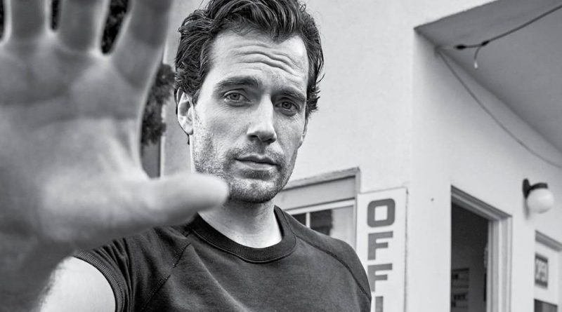 The Witcher star Henry Cavill with a Happy Birthday wish to the Royal Marines Corps [PHOTO]