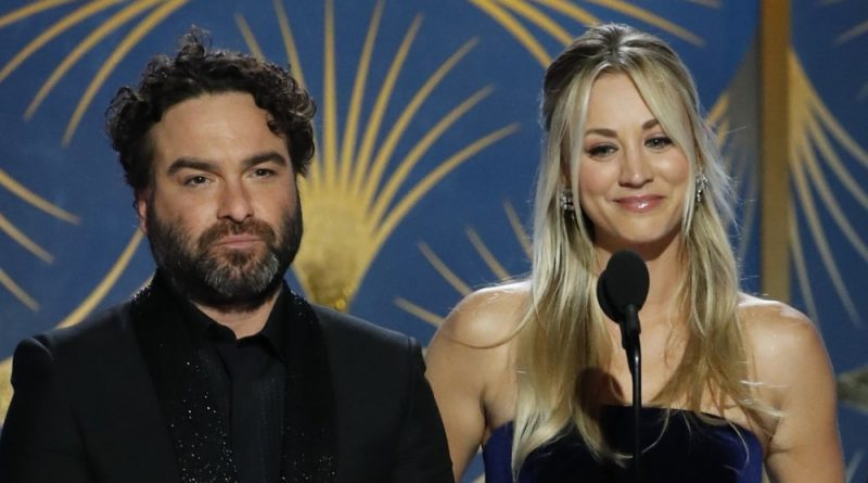 Johnny Galecki rinses Kaley Cuoco after she shares The Flight Attendant news