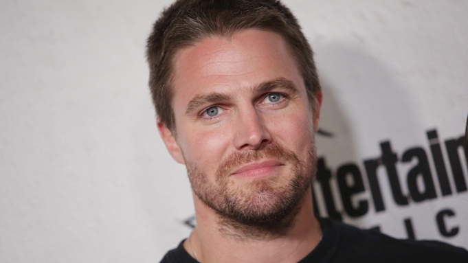 'Arrow' star Stephen Amell tested positive for COVID-19