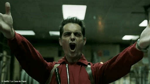 The most emotional moments of Berlin (Pedro Alonso) in 'Money Heist'