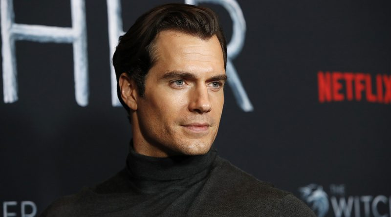 'The Witcher' star Henry Cavill shares his early rehab before the work day [PHOTOS]