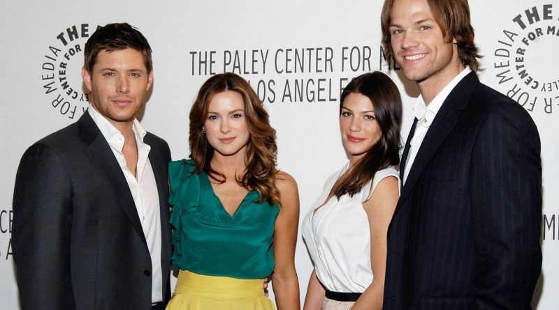Jensen Ackles' wife shares a cute post for the premier of Walker [PHOTO]