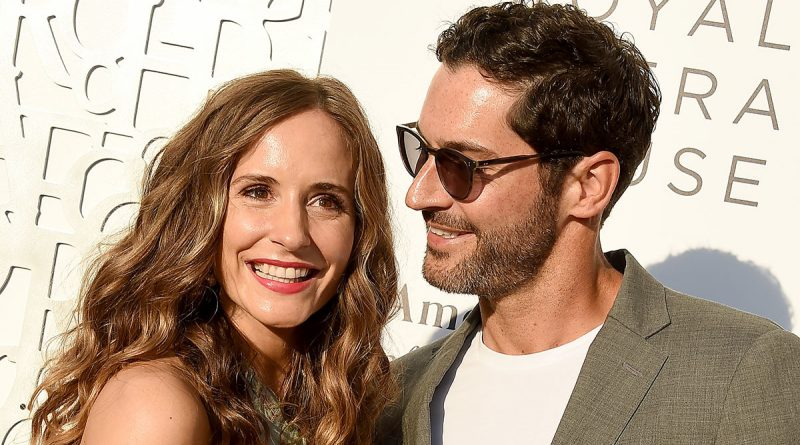 Lucifer star Tom Ellis shares a really cute photo with his wife [PHOTO]