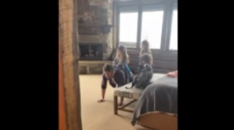 Jensen Ackles' wife has shared a really cute video of him and the kids [VIDEO]